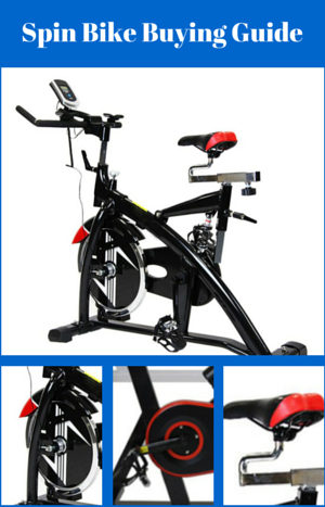 Spin Bike Buying Guide Indoor Cycle and Parts - flywheel, pedals, seat