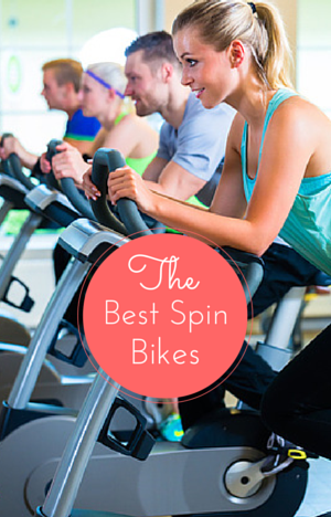 best spin bikes for beginners people spinning