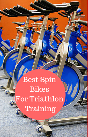best spin bikes for triathlon training