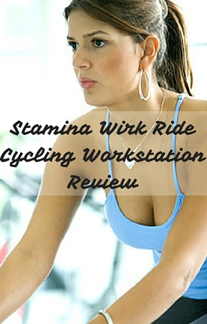 Stamina Wirk Ride Cycling Workstation Review