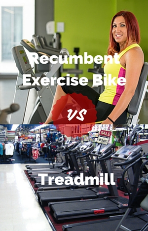 Recumbent Exercise Bikes vs Treadmills Compared Side By Side