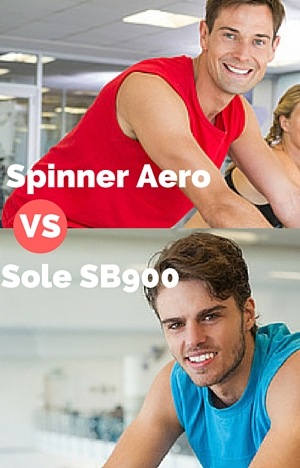 Spinner Aero vs Sole SB900