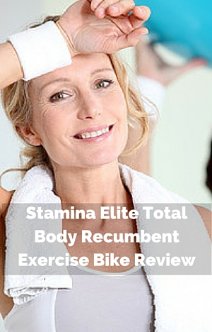 Stamina Elite Total Body Recumbent Exercise Bike Review