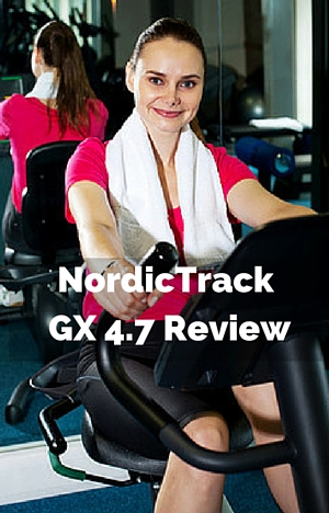 nordictrack gx 4-7 recumbent bike review