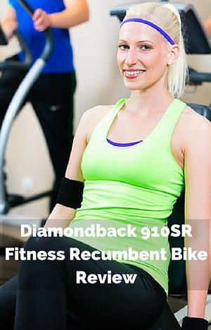 Diamondback 910SR Fitness Recumbent Bike Review