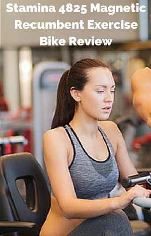 Stamina 4825 Magnetic Recumbent Exercise Bike Review