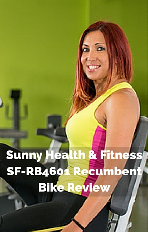 Sunny Health & Fitness SF-RB4601 Recumbent Bike Review