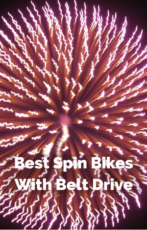 Best Spin Bikes With Belt Drive