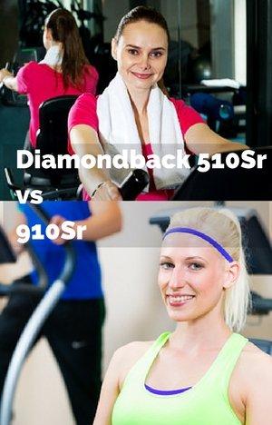 Diamondback 510Sr vs 910Sr