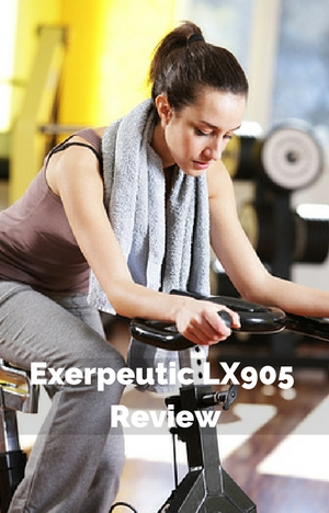 Exerpeutic LX905 Indoor Training Cycle Review