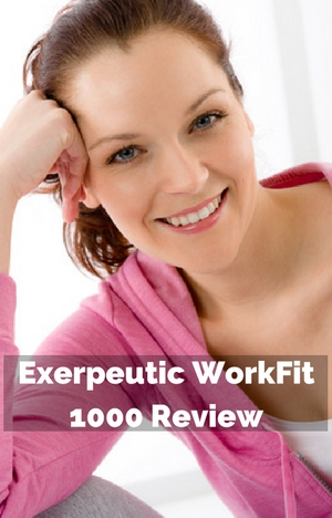 Exerpeutic WorkFit 1000 Review