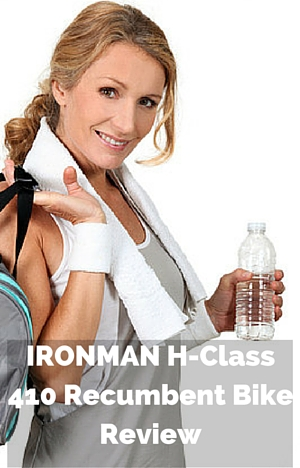 IRONMAN H-Class 410 Recumbent Bike Review