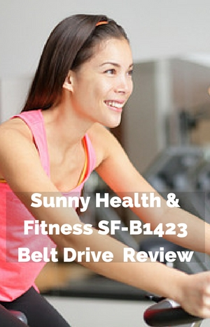 Sunny Health & Fitness SF-B1423 Belt Drive Review