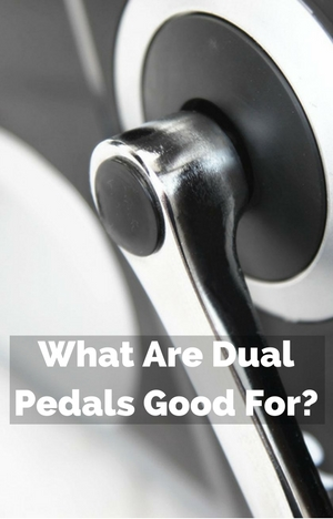 What Are Dual Pedals Good For