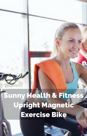 sunny-health-fitness-upright-magnetic-exercise-bike-review