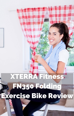 XTERRA Fitness FB350 Folding Exercise Bike review