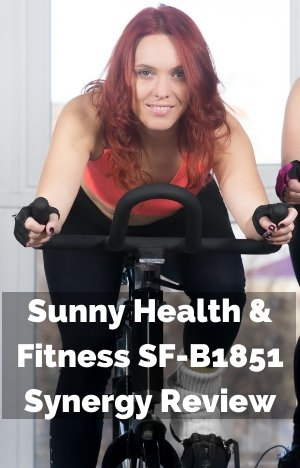 Sunny Health & Fitness SF-B1851 Synergy Pro Magnetic Indoor Cycling Bike Review