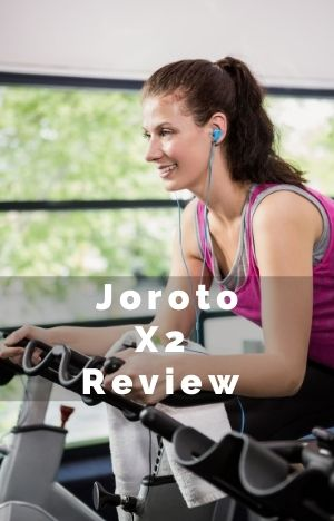 Joroto X2 Magnetic Indoor Cycling Bike Review with woman on bike